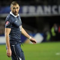 """Karim Benzema """"plus sélectionnable en Equipe de France"""" suite à l'affaire de la sextape"""