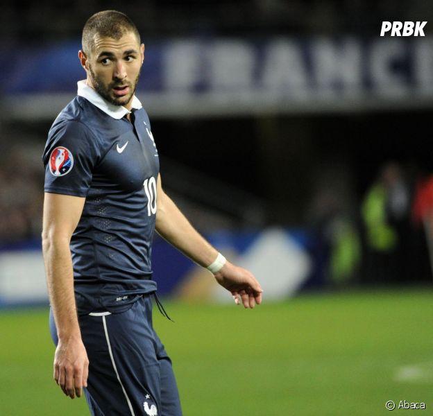 Karim Benzema n'est plus sélectionnable avec l'Equipe de France