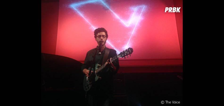 The Voice 5 : Alexandre, candidat de la nouvelle saison en 2016 sur TF1