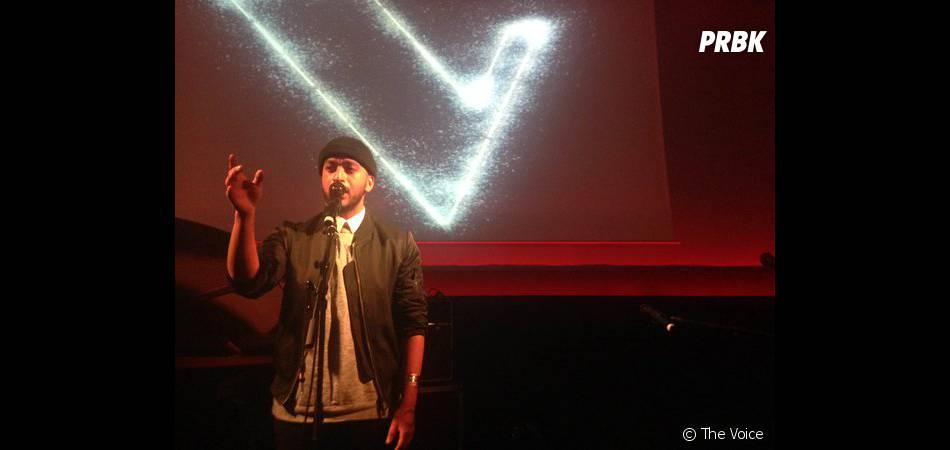 The Voice 5 : Slimane, candidat de la nouvelle saison en 2016 sur TF1