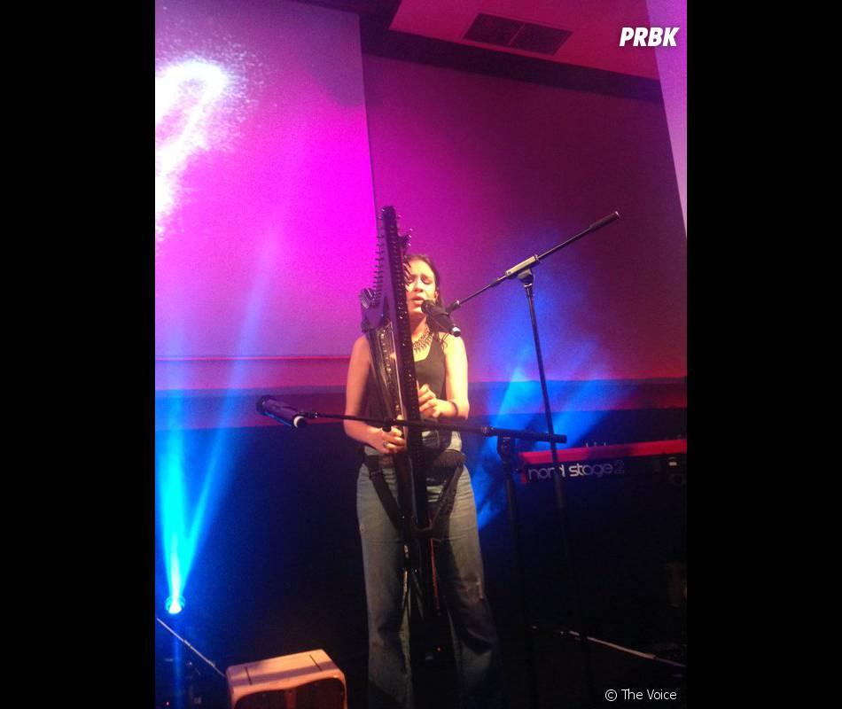 The Voice 5 : Léna, candidate de la nouvelle saison en 2016 sur TF1