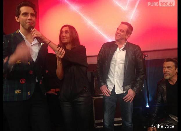 The Voice 5 : Mika, Zazie, Garou et Florent Pagny en 2016 sur TF1