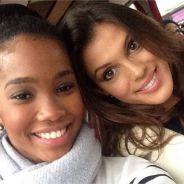 Iris Mittenaere (Miss France 2016) rend hommage à Miss Martinique sur Instagram