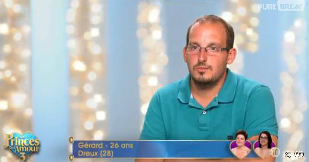Les Princes de l'amour 3 : Gérard décide de quitter l'émission dans l'épisode diffusé le 31 décembre 2015