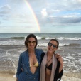 Leila Ben Khalifa a fêté le nouvel an en bikini au Mexique