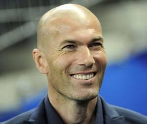 Zinedine Zidane, nommé entraîneur du Real Madrid le 4 janvier 2016