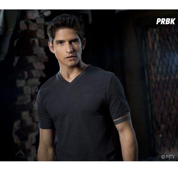 Tyler Posey dans Teen Wolf : Scott sera encore plus sombre cette année