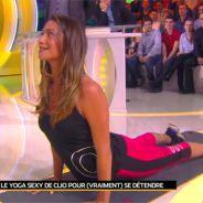 Clio Pajczer : séance de yoga sexy et drôle dans TPMS