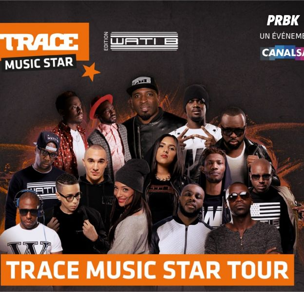 Trace Music Star Tour bientôt dans votre ville