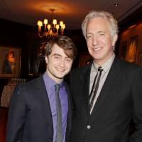 Mort d'Alan Rickman : Daniel Radcliffe, Emma Watson et J.K. Rowling lui rendent hommage