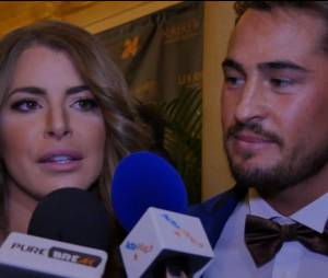 Emilie Fiorelli et Rémi Notta en interview aux Lauriers TV Awards 2016