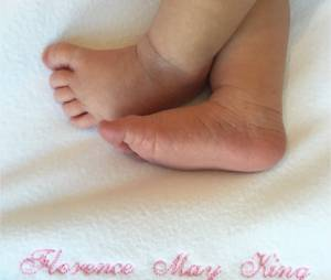 Candice Accola maman : la première photo de sa fille Florence May