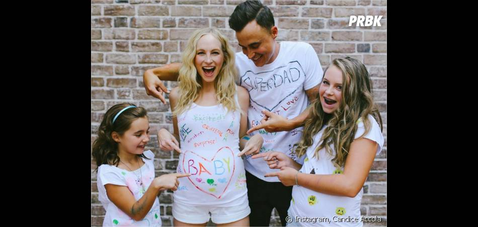 Candice Accola maman : sa photo pour annoncer sa grossesse