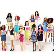 Barbie évolue : nouvelles formes, nouvelles couleurs de peau... Révolution au pays de la poupée !