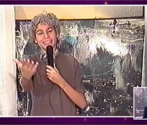 Bertrand Chameroy : la vidéo de ses débuts devant une caméra diffusée dans TPMP, le 28 janvier 2016