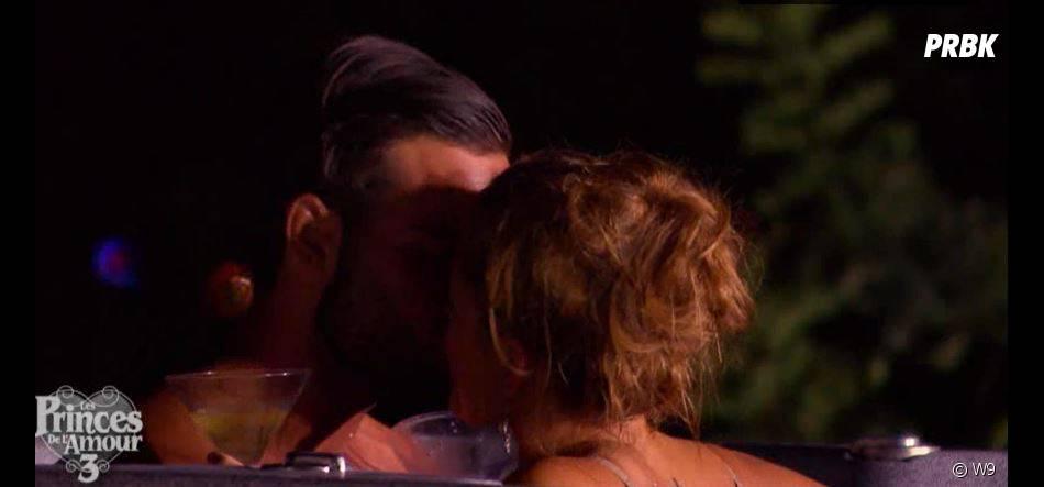Les Princes de l'amour 3 : Sophie embrasse Nikola