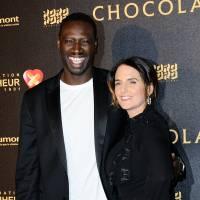 Omar Sy et sa femme, Youssoupha, SalomeJeTaime, Cyprien... à l'avant-première de Chocolat pour CKDB