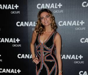 Francesca Antoniotti à la soirée du groupe Canal+, D8, D17 et iTélé à Paris, le 3 février 2016