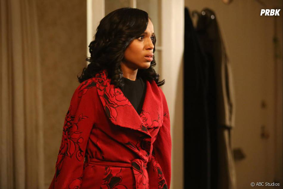 Scandal saison 5, épisode 10 : Olivia (Kerry Washington) sur une photo