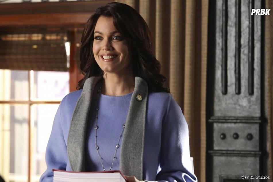 Scandal saison 5, épisode 10 : Mellile (Bellamy Young) sur une photo