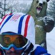 Loïc Fiorelli (Secret Story 9) passe ses diplômes au ski