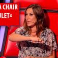 The Voice 5 : Zazie dans une robe au prix fou