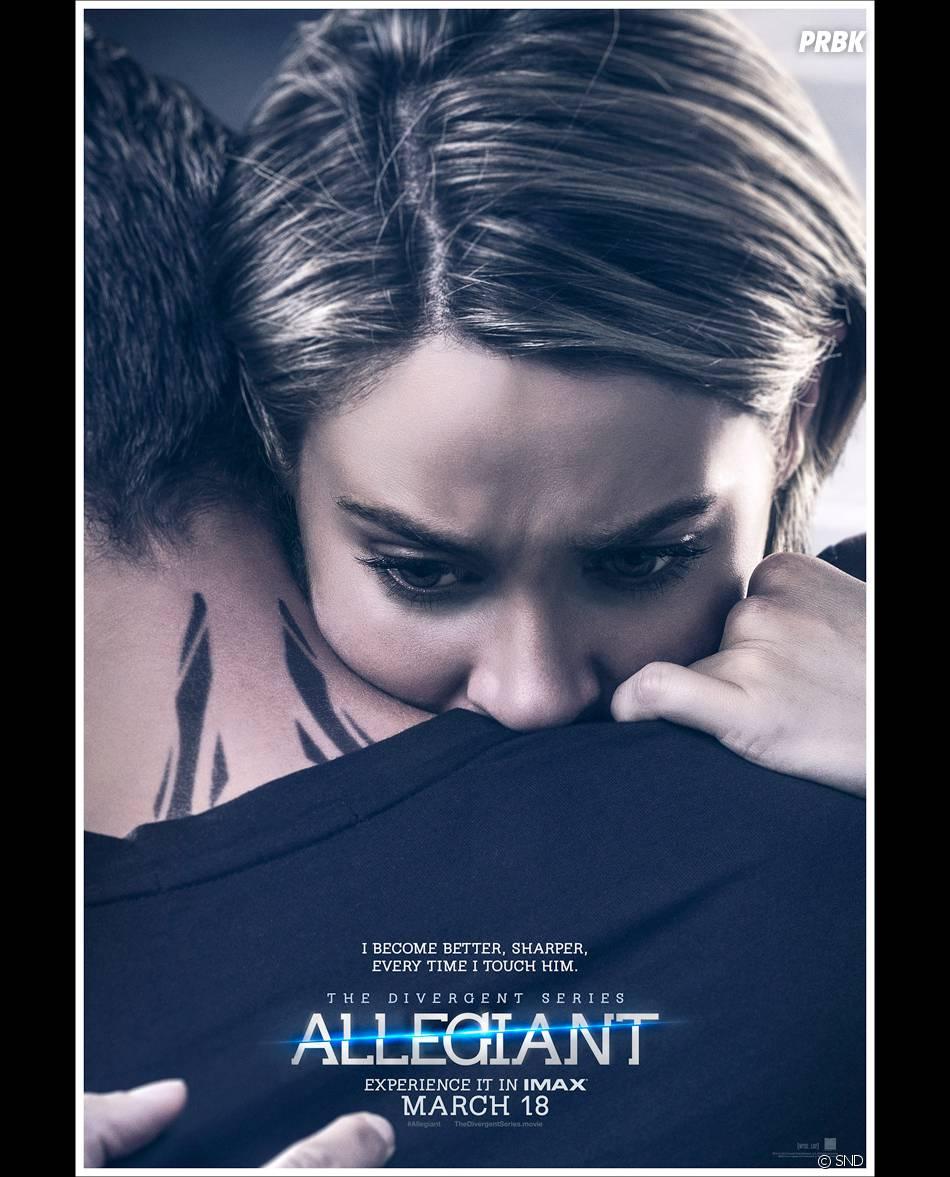 Divergente 3 : Shailene Woodley sur une affiche