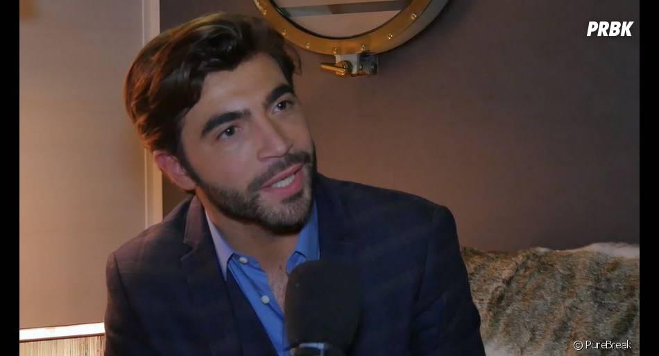 Gian Marco se confie sur son aventure dans Le Bachelor 2016