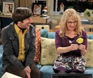 The Big Bang Theory saison 9 : bientôt un bébé pour Bernadette et Howard ?