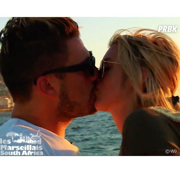Kevin et Carla en couple dans Les Marseillais South Africa : les premières images dévoilées par W9