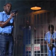 Kendrick Lamar survole les Grammy Awards 2016 : la vidéo de sa performance dingue sur Alright