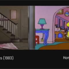 Les Simpson : une incroyable compilation des meilleurs hommages au cinéma