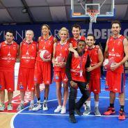 Malik Bentalha, Moundir, Elodie Gossuin... : match de basket à Disney pour la bonne cause