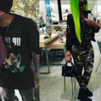 Kylie Jenner (encore) taclée par Blac Chyna : Tyga sort les insultes pour la défendre