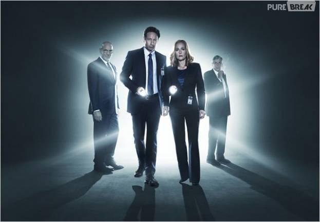 X-Files saison 10 : Mulder et Scully de nouveau en couple ?