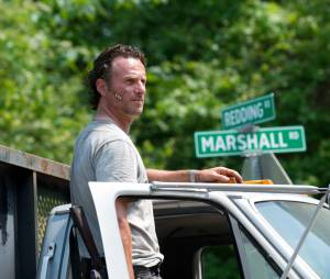 The Walking Dead saison 6 : Rick en couple avec Michonne