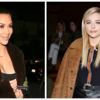 Kim Kardashian : Chloë Moretz critique sa photo nue, elle l'humilie sur Twitter