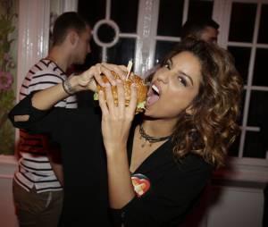 Tal participe à la Street Food Party au profit de l'association Cé ke du bonheur le 11 mars 2016