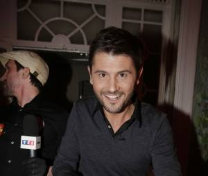 Christophe Beaugrand participe à la Street Food Party au profit de l'association Cé ke du bonheur le 11 mars 2016