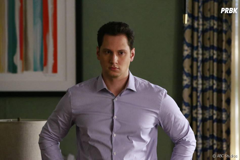 How to Get Away with Murder saison 2, épisode 14 : Asher (Matt McGory) sur une photo