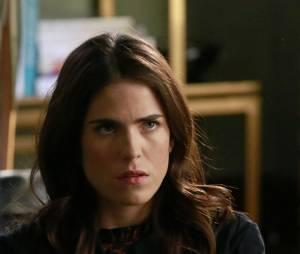 How to Get Away with Murder saison 2, épisode 14 : Laurel (Karla Souza) sur une photo