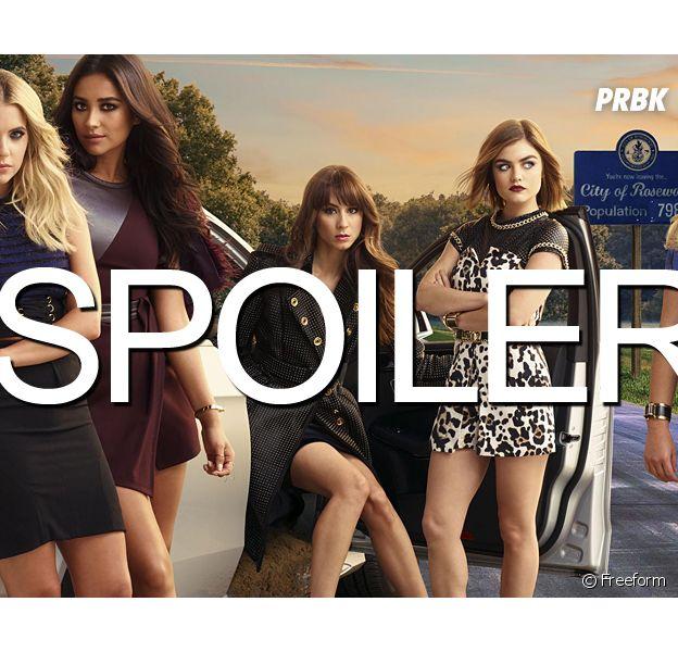 Pretty Little Liars saison 6 : les 5 surprises du final