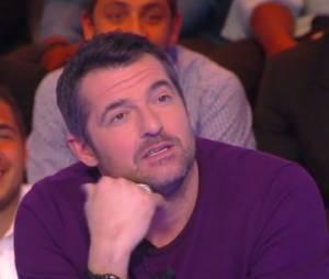 Arnaud Ducret se plaint sur le plateau de TPMP, le 16 mars 2016