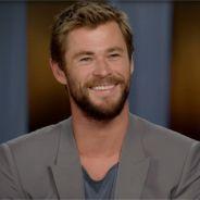 Chris Hemsworth aussi fort que son personnage dans Le Chasseur et la reine des glaces ? Sa réponse