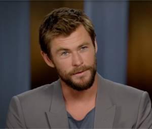 Chris Hemsworth nous donne deux vérités et un mensonge sur Le Chasseur et la Reine des Glaces