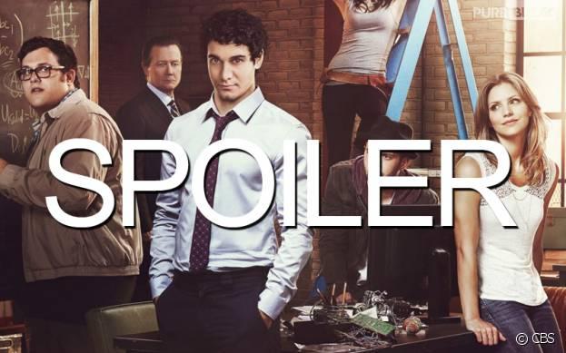 Scorpion saison 2 : découvrez le beau gosse qui va se mettre entre Paige et Walter