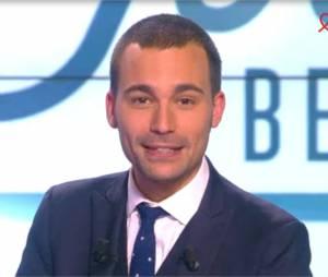 Bertrand Chameroy fait ses adieux dans LJBC sur D8 le 31 mars 2016