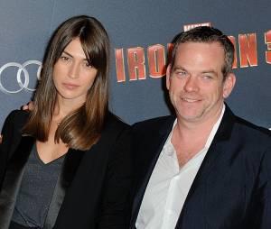 Garou et sa femme Stéphanie Fournier en 2013