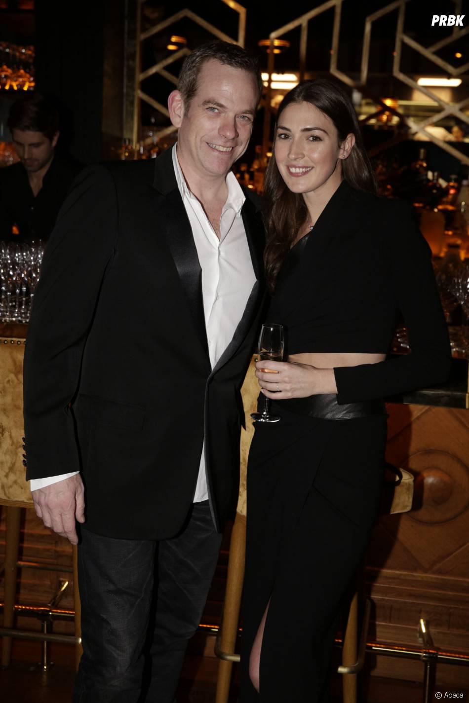 Garou et sa femme Stéphanie Fournier