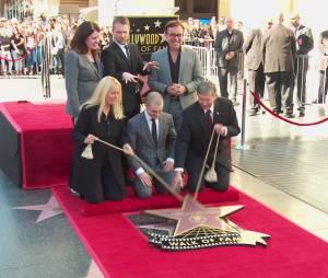 Daniel Radcliffe reçoit son étoile sur le Hollywood Boulevard